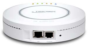 SonicWALL SonicPoint-Ni Dual Band Back View