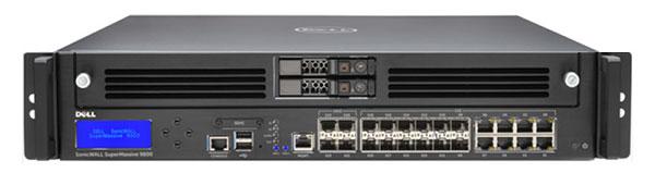 Sonicwall Supermassive Next Generation Firewall 9800 Series