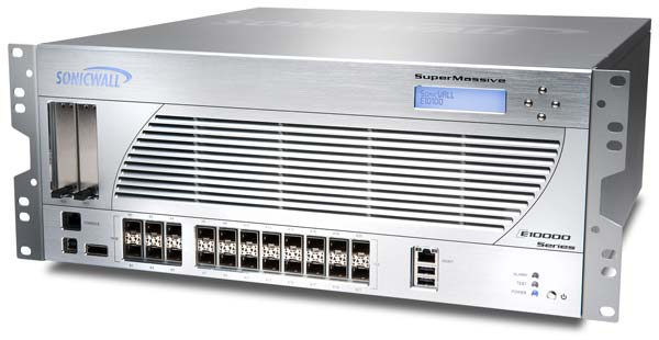 SonicWALL SuperMassive E10200 Series Next-Generation Firewall