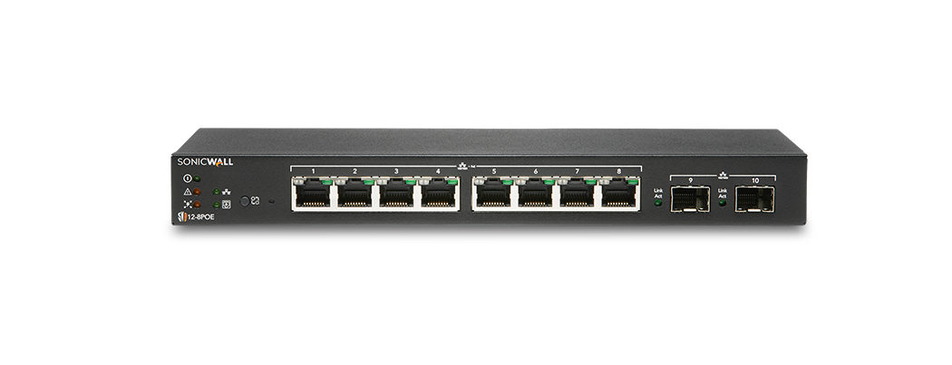 SonicWall SWS12-8POE