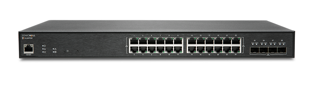 SonicWall SWS14-24FPOE