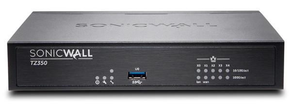 SonicWall TZ350 Series