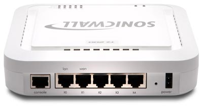 Sonicwall Tz 200 Series Unified Threat Management Firewall