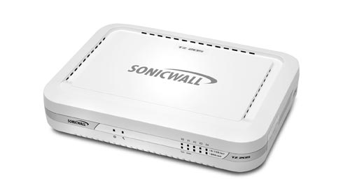 SonicWALL TZ 205 Series