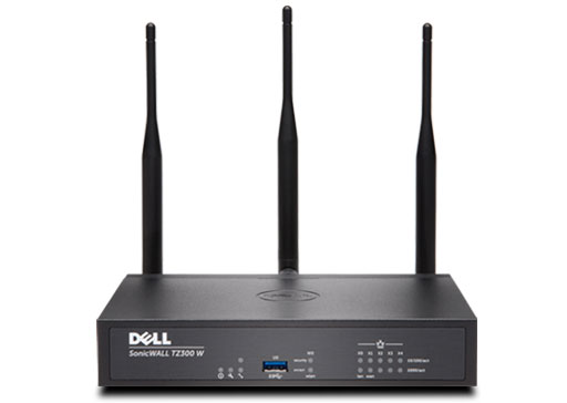 SonicWALL TZ300 Wireless-AC Series