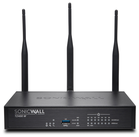 SonicWALL TZ400 Wireless-AC Series