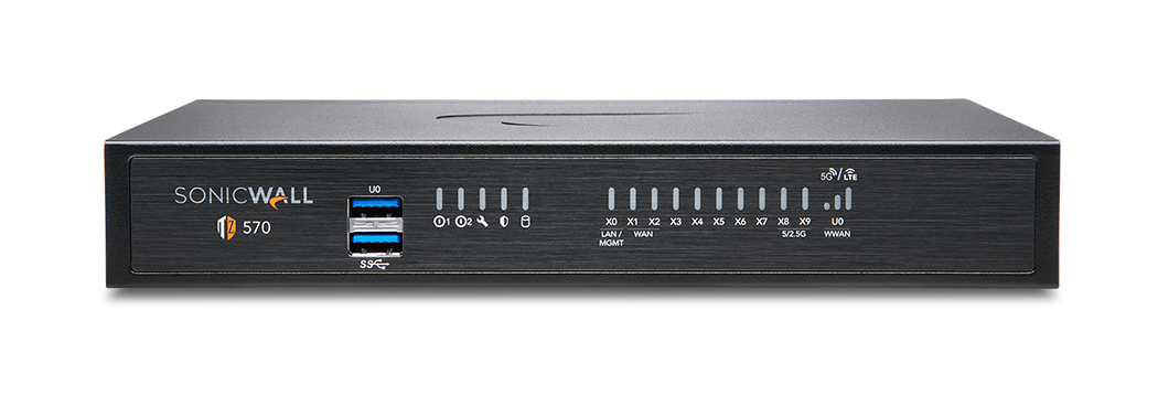 SonicWall TZ570 Series