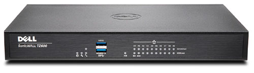 SonicWALL TZ600 Series
