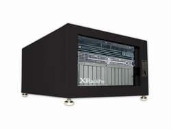 XRackPro2 6U Noise Reduction Server Rack Enclosure Rackmount Cabinet in Black