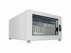 XRackPro2 6U Noise Reduction Server Rack Enclosure Rackmount Cabinet in Platinum