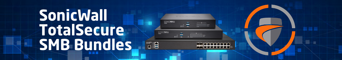 SonicWall TotalSecure SMB Bundles