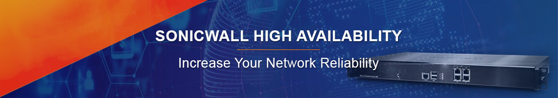 SonicWall High Availability