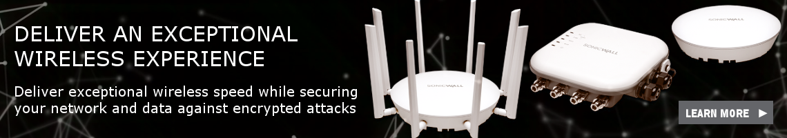 Exceptional wireless performance and security