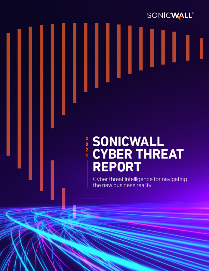 SonicWall 2021 Cyber Threat Report