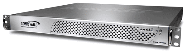 SonicWALL Email Security 3300