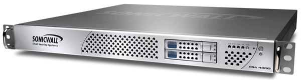 SonicWALL Email Security 4300