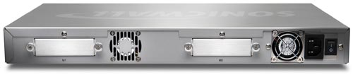 SonicWALL NSA 2400MX Series - Back View