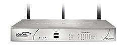 SonicWALL NSA 250M Wireless-N
