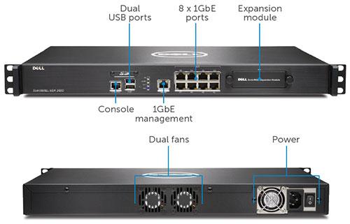 dell sonicwall nsa 2600 configuration pdf
